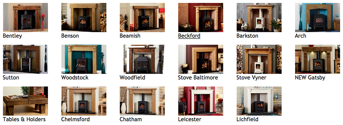 Surrounds for stoves Manchester